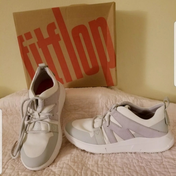 fitflop carita sneakers